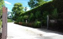 Hotel ferme Bourran Rodez parking