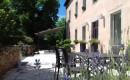 Hotel ferme Bourran Rodez terrasse petit dejeuner balcon