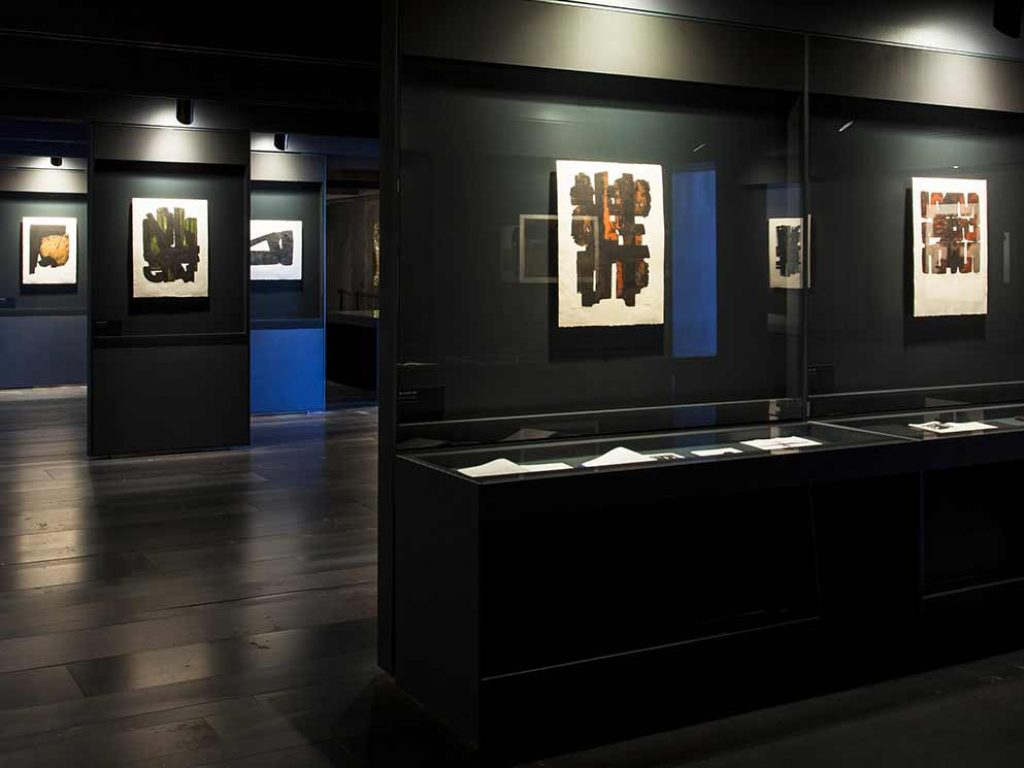Musee soulages hotel Rodez