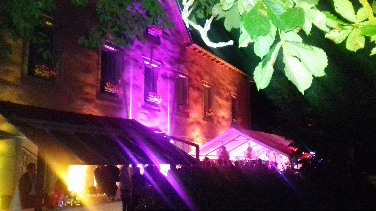evenementiel Hotel Ferme de Bourran Rodez