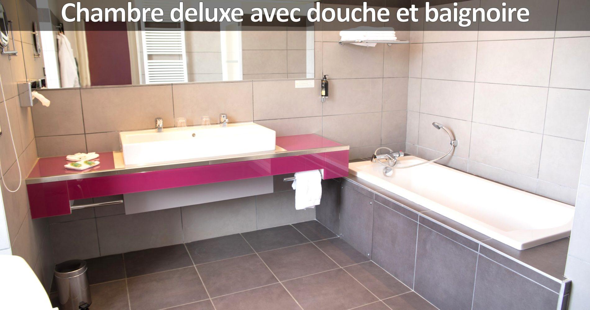 baignoire hotel Rodez