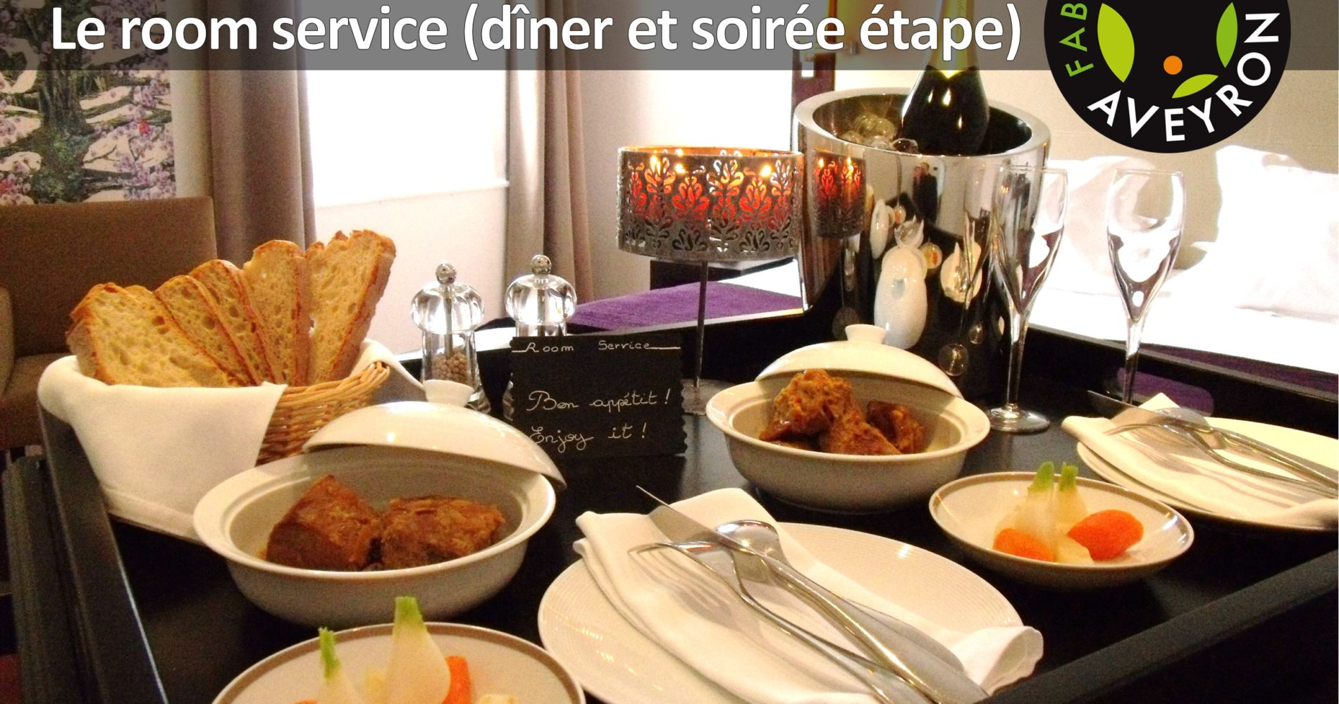 hotel Rodez etape soiree