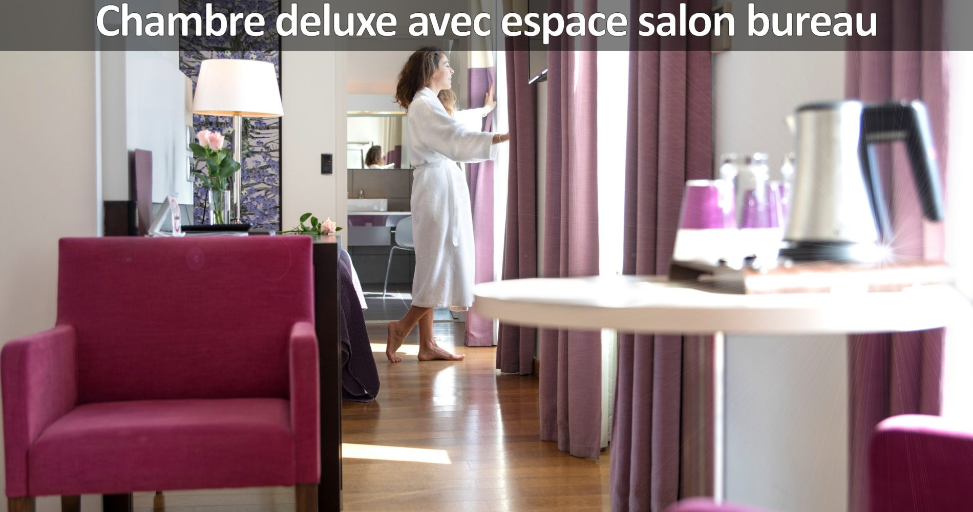 hotel Rodez  luxe