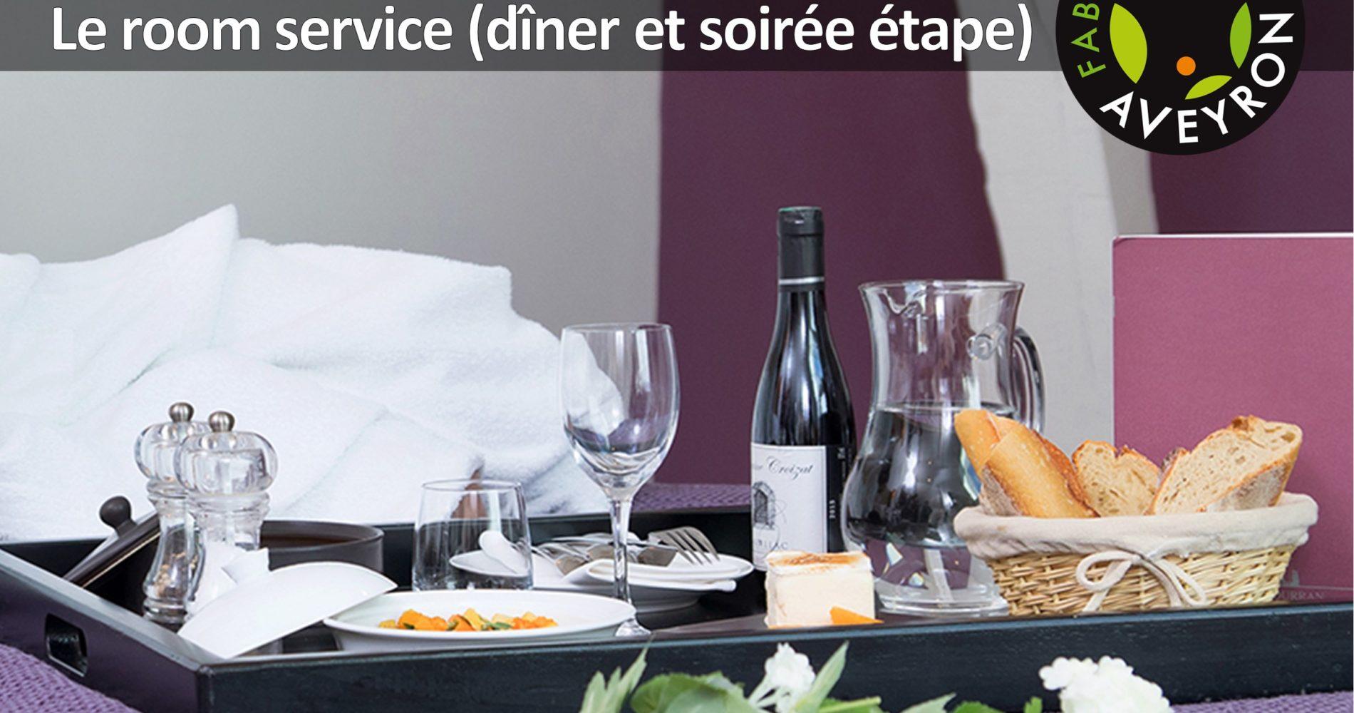 hotel Rodez  room service