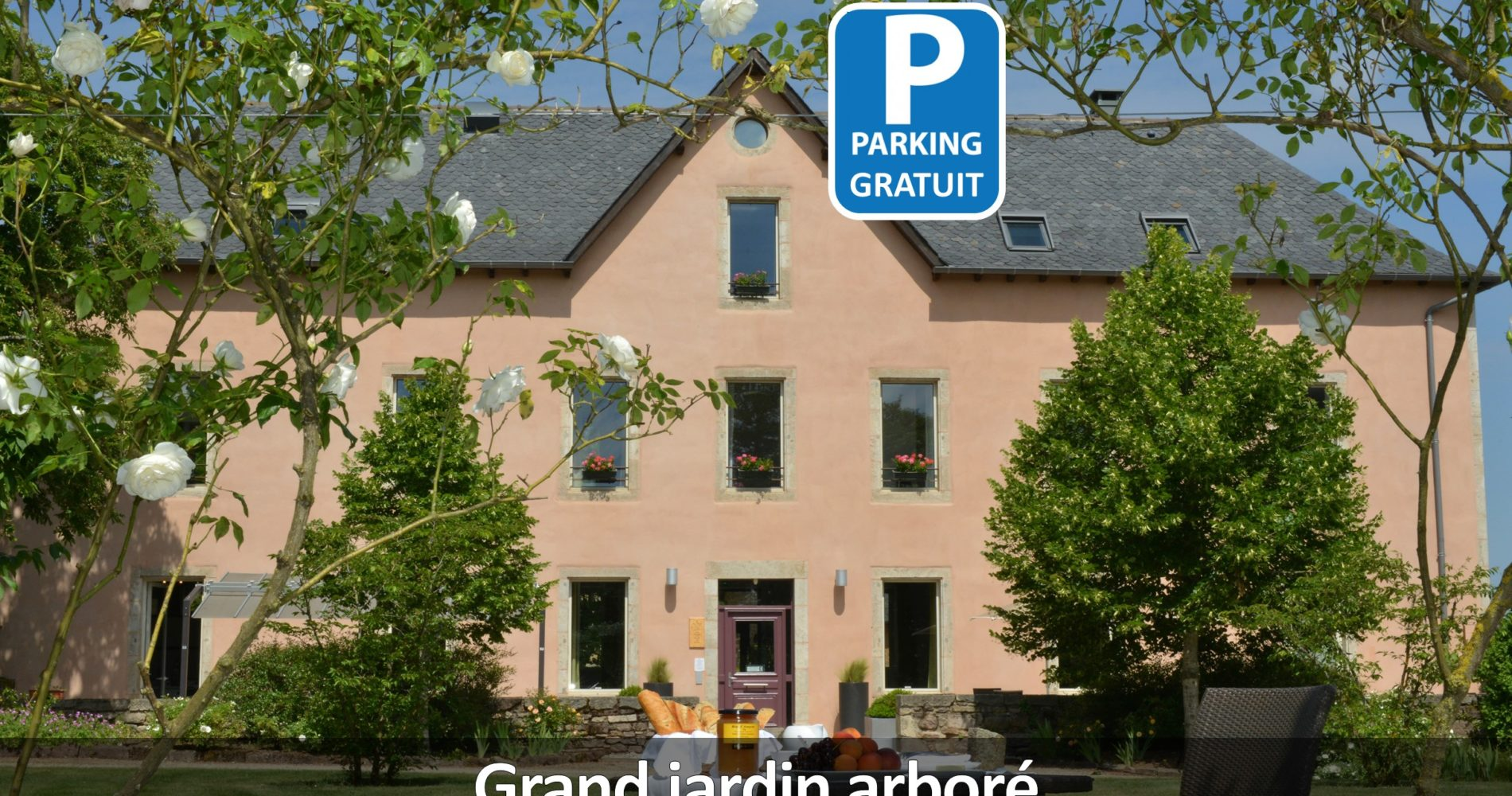 parking gratuit hotel Rodez
